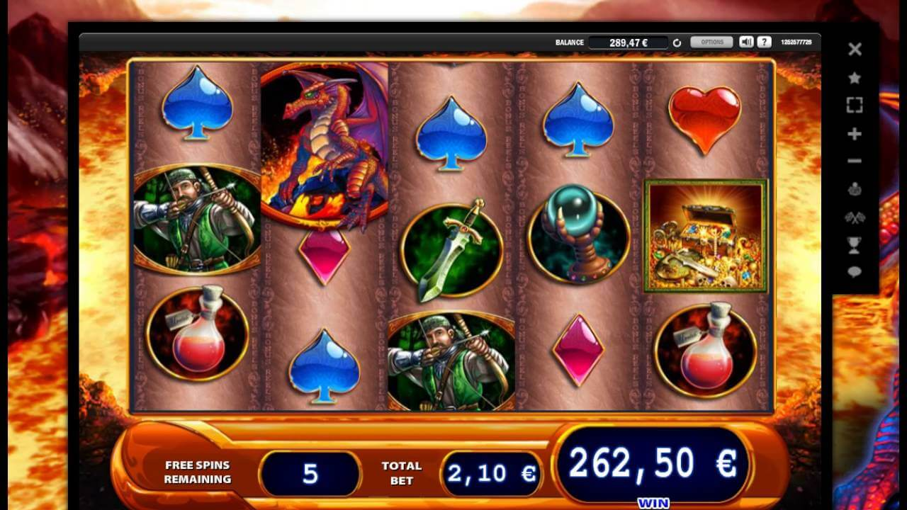 Inferno Slots and How it Play