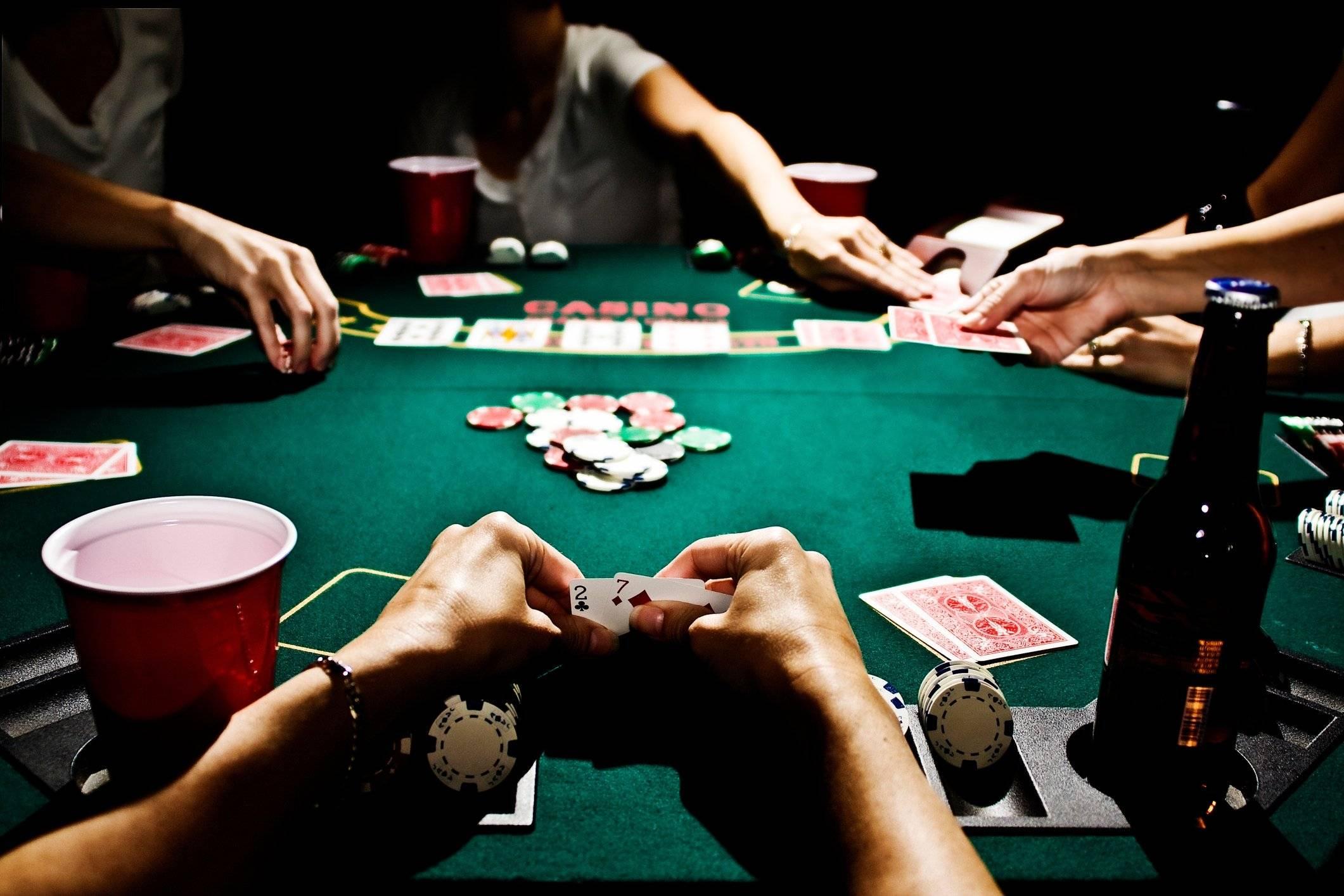 Organizing the Ultimate Poker Night