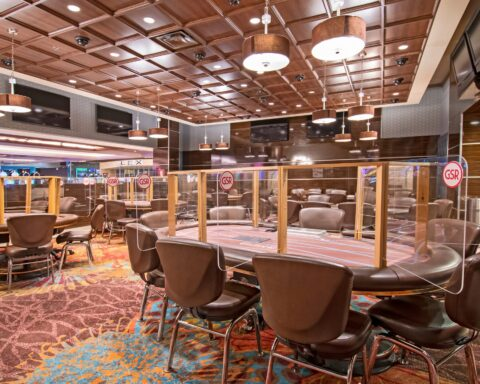 sands Poker Room