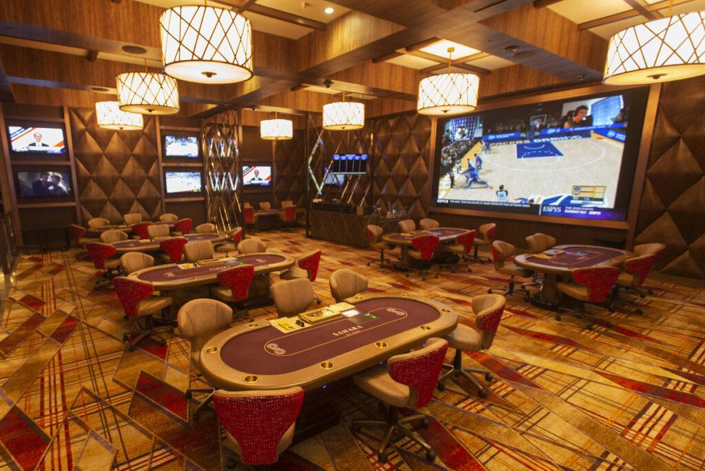 Choosing the Right Online Sands Poker Room
