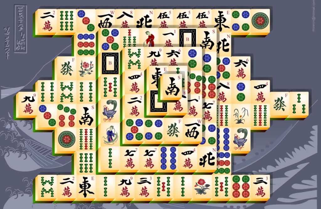 free Mahjong Games