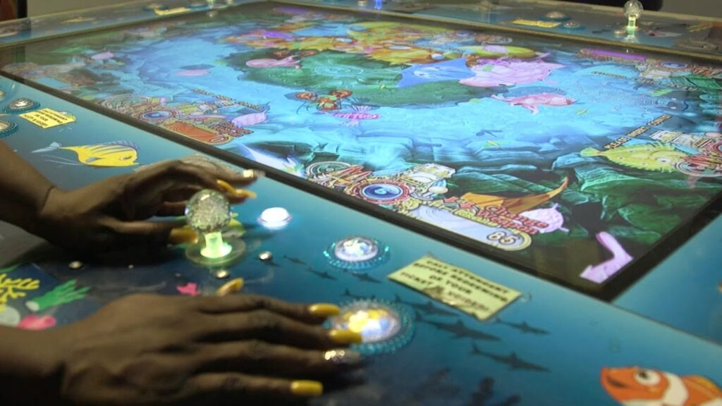 Fish table games